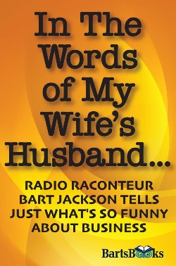 In The Words of My Wife's Husband book cover