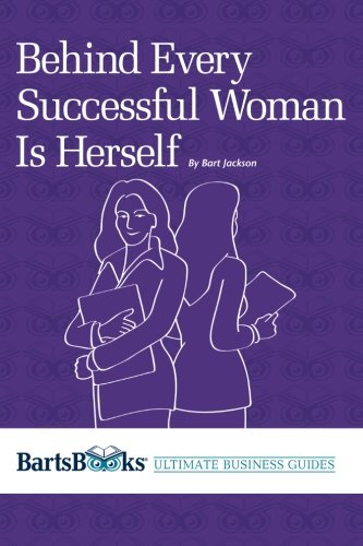 Cover image of 'Behind Every Successful Woman is Herself'